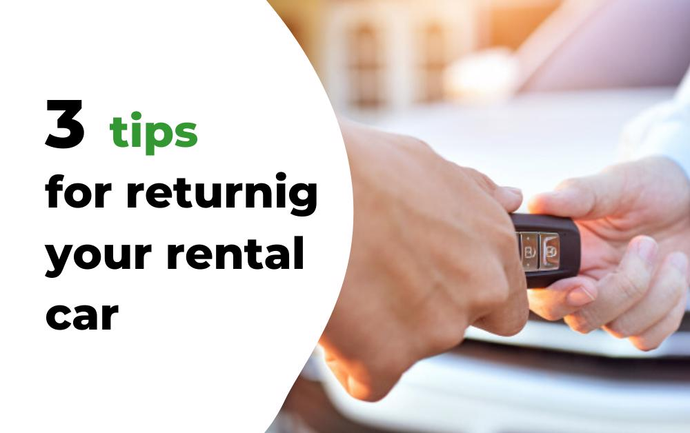 tips for renting a rental car