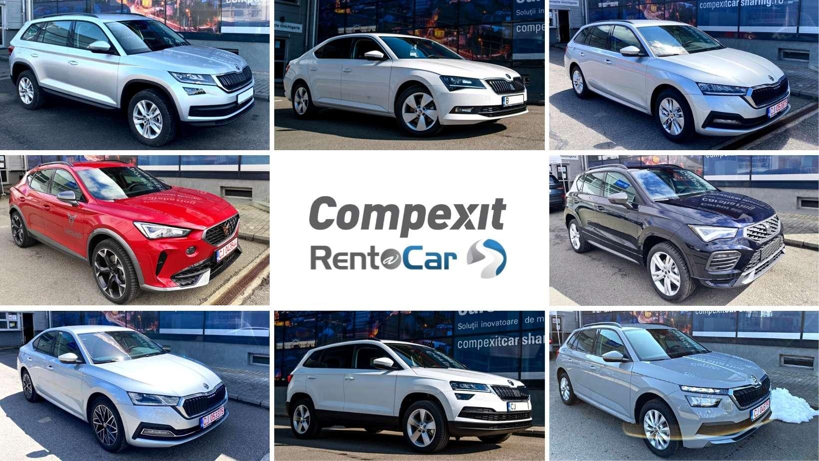 masini de inchiriat 2021 compexit rent a car