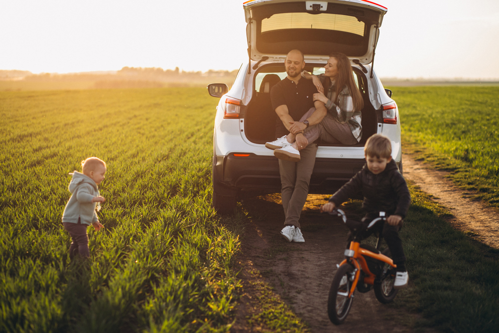 family cars to rent