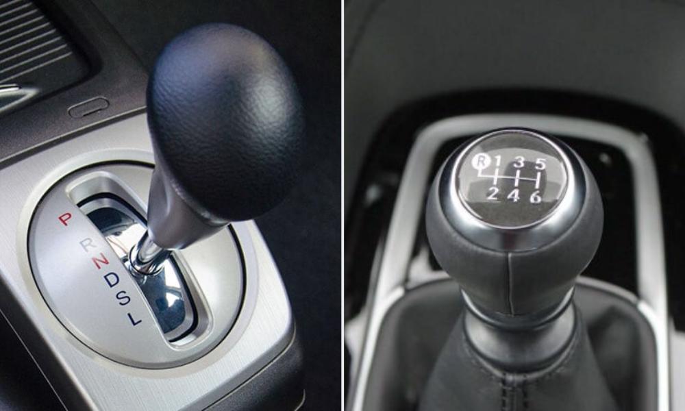 masina de inchiriat automata vs manuala